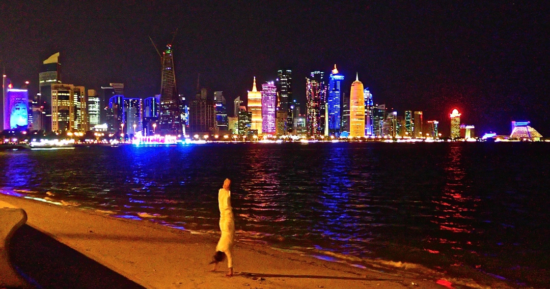 Qatar is the most open country in the Middle East